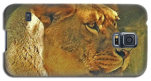 Lioness 2012 Galaxy S5 Case