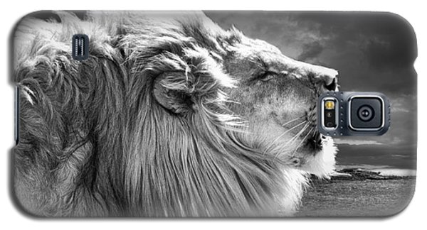 Lions Breath Galaxy S5 Case