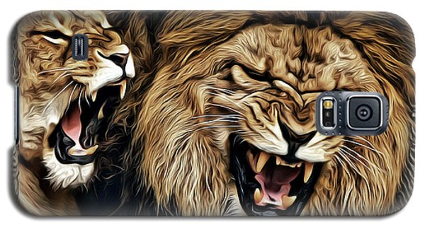 Lions Galaxy S5 Case