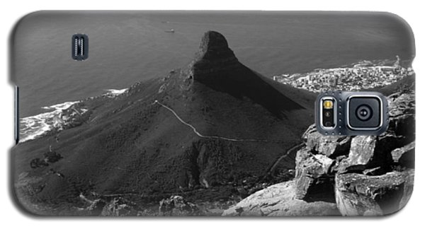 Lions Head - Cape Town - South Africa Galaxy S5 Case
