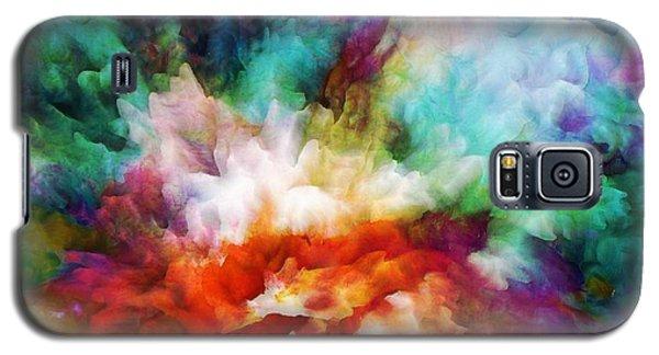 Liquid Colors - Original Galaxy S5 Case by Lilia D