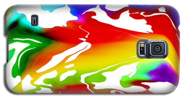 Liquid Colors Galaxy S5 Case