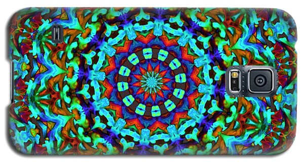 Liquid Dream Kaleidoscope Galaxy S5 Case