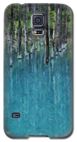 Liquid Forest Galaxy S5 Case