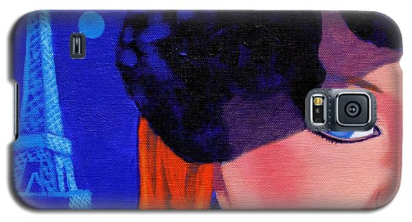 Lisa Darling - Paris - Irish Burlesque Galaxy S5 Case by John  Nolan