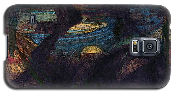 Lisa Munch Scream  Galaxy S5 Case