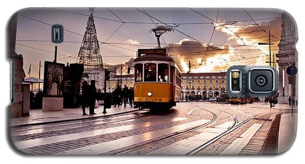 Lisbon Light Galaxy S5 Case by Jorge Maia