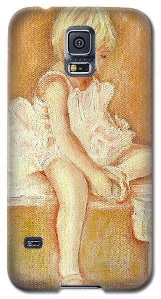 Little Ballerina Galaxy S5 Case