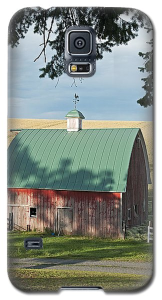 Little Barn On The Palouse Galaxy S5 Case