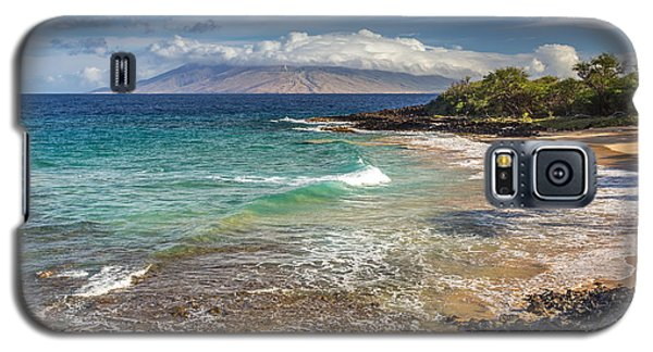 Little Beach Maui Sunrise Galaxy S5 Case