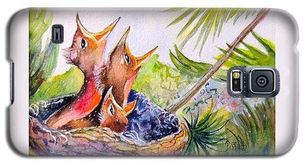 Little Beaks Galaxy S5 Case by Patricia Piffath