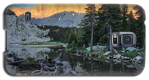 Little Bear Peak And Lake Como Galaxy S5 Case