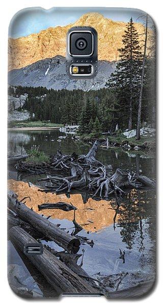 Sangre De Cristo Galaxy S5 Case - Little Bear Peak Reflection by Aaron Spong
