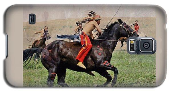 Little Bighorn Reenactment 1 Galaxy S5 Case