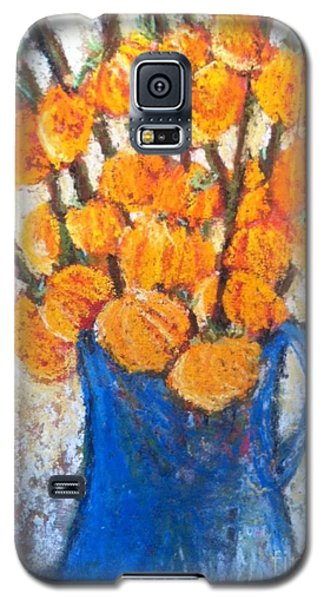Little Blue Jug Galaxy S5 Case