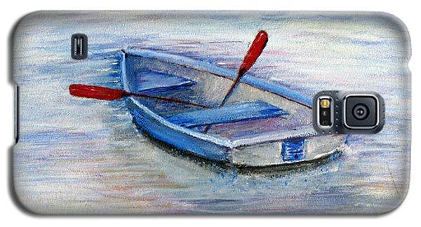 Little Boat Galaxy S5 Case