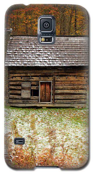 Little Cabin Galaxy S5 Case