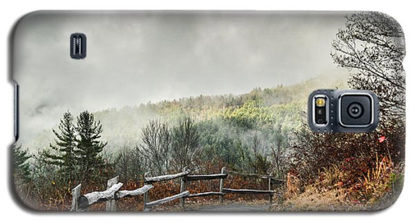 Galaxy S5 Case featuring the photograph Little Cataloochee Overlook In The Great Smoky Mountains by Debbie Green