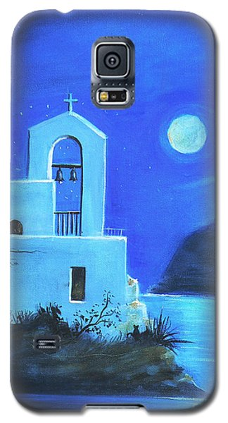 Little Church By The Sea Galaxy S5 Case