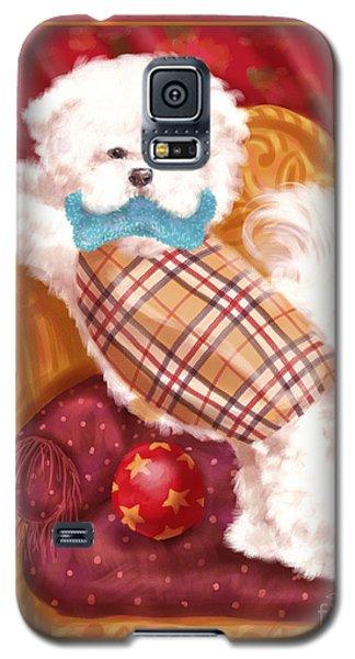 Little Dogs - Bichon Frise Galaxy S5 Case