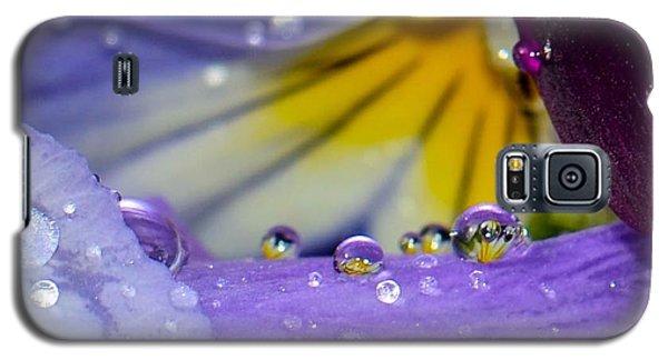 Little Faces Galaxy S5 Case