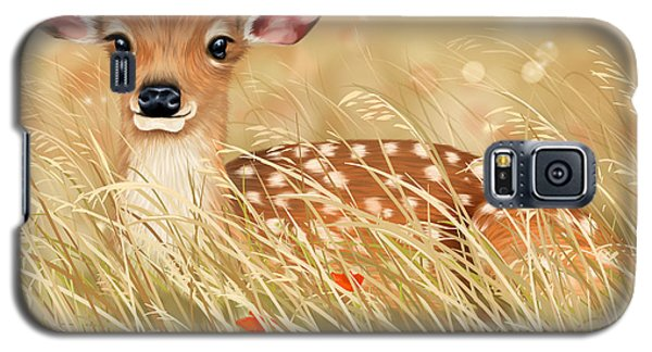 Little Fawn Galaxy S5 Case