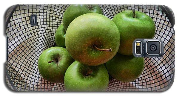 Little Green Apples Galaxy S5 Case