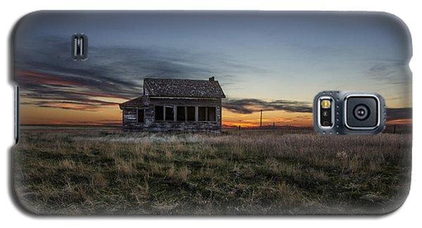 Little House On The Prairie Galaxy S5 Case