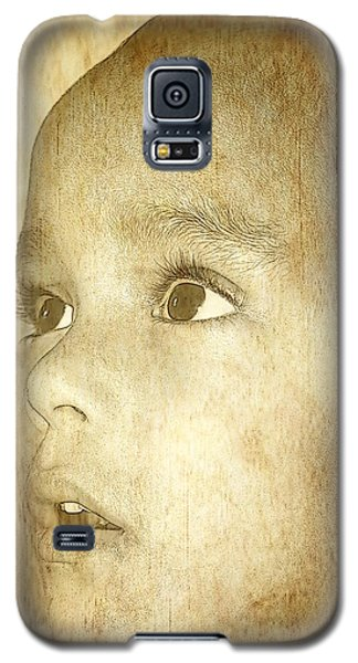 Little Innocent Galaxy S5 Case by Ester  Rogers