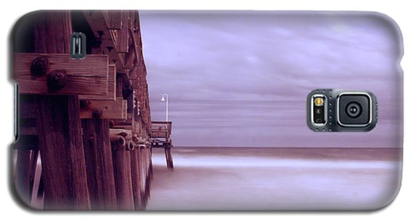 Little Island Fishing Pier Galaxy S5 Case