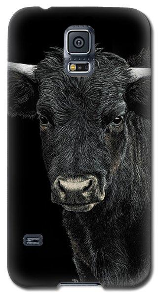 Little Moo Galaxy S5 Case