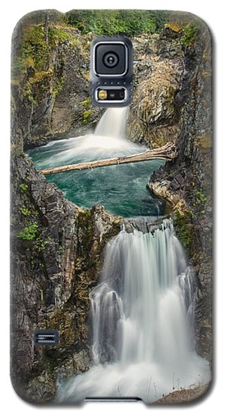 Little Qualicum Falls Galaxy S5 Case