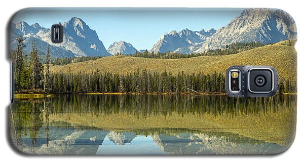 Little Redfish Lake Galaxy S5 Case