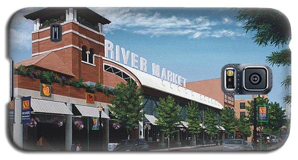 Little Rock River Market Galaxy S5 Case