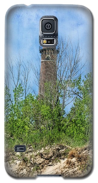 Little Sable Lighthouse Galaxy S5 Case by Joan Bertucci