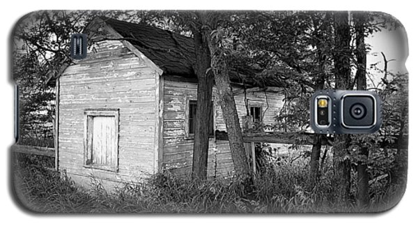 Little Shack In The Woods Galaxy S5 Case