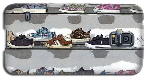 Little Sneakers Galaxy S5 Case