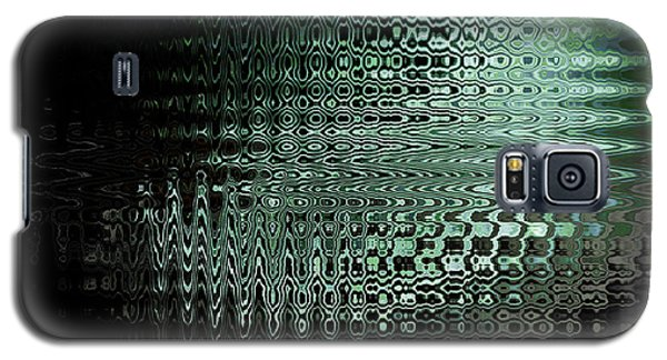 Little Squares Galaxy S5 Case