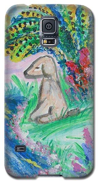 Little Sweet Pea Galaxy S5 Case by Diane Pape
