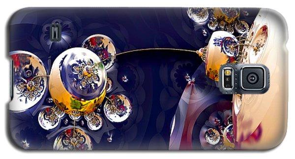 Galaxy S5 Case featuring the digital art Little Tea Pot by Melissa Messick