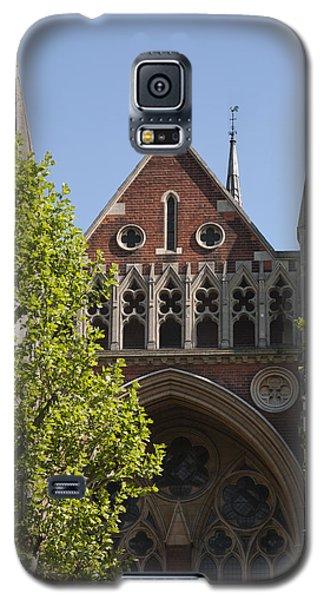 Galaxy S5 Case featuring the photograph Little Venice Church by Maj Seda