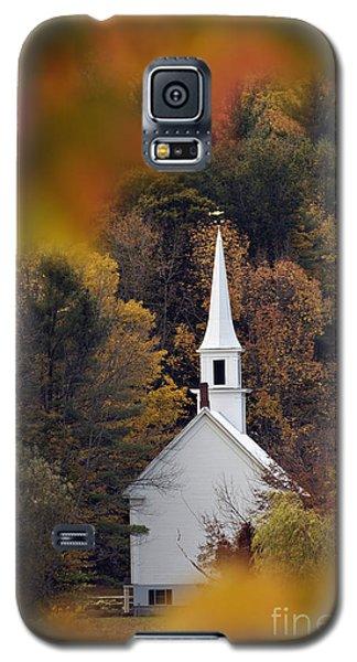 Little White Church - D007297 Galaxy S5 Case