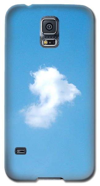 Little White Galaxy S5 Case