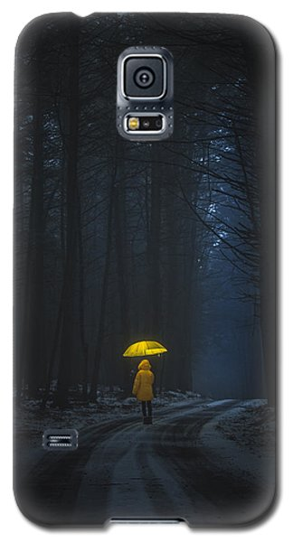 Little Yellow Riding Hood Galaxy S5 Case