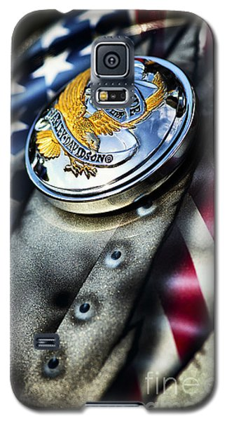 Live To Ride Harley Davidson Galaxy S5 Case