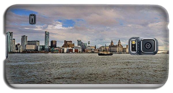 Liverpool Skyline Galaxy S5 Case