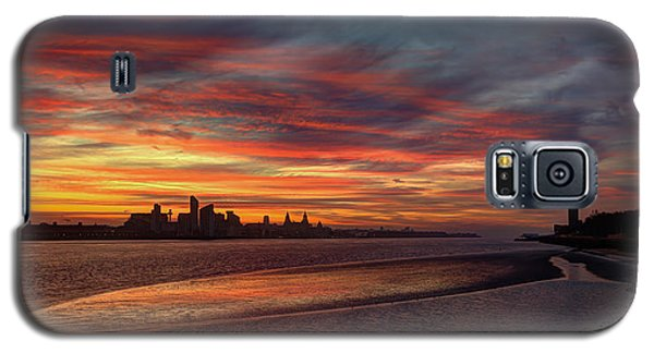 Liverpool Skyline Galaxy S5 Case