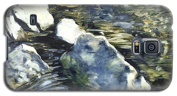 Living Water 3 Galaxy S5 Case by Paul Myhre