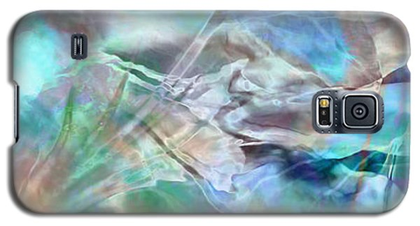 Living Waters - Abstract Art Galaxy S5 Case