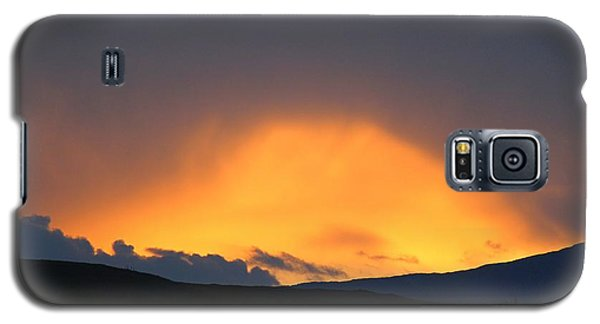 Livingstone Range Sunset Galaxy S5 Case